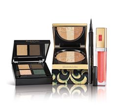 Elizabeth Arden Golden Opulence Color Collection for Fall 2015 is a new light-catching collection that features new makeup products that provide a Elizabeth Arden Maquillaje, Elizabeth Arden Makeup, Winter Beauty, Summer Beauty, Cosmetics News, Beauty News, Fall Makeup, Beauty Industry, Makeup Trends
