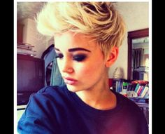 Incredible Proper Pixie Cuts Hair Pinterest Photos Love This And Love Hairstyles For Men Maxibearus