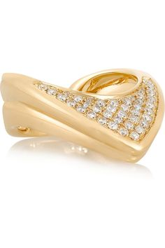 Lynn Ban|Fleet 14-karat gold diamond ring(=)
