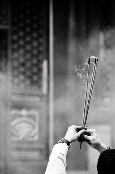 .incense and faith