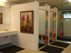 www.pinevalleyrv.com Basic Bathhouse / Campground Restroom