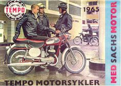 Bilderesultat for tempo ads Motorcycle, Ads, Vehicles, Motorcycles, Car, Motorbikes, Choppers, Vehicle, Tools