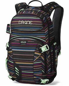 Dakine Europe Backpacks and Gear : Women's Heli Pro DLX 18L