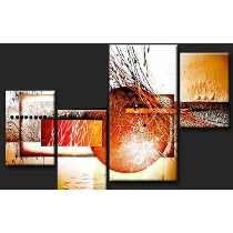 Cuadros Dípticos, Trípticos, Polípticos, Modernos, Abstracto