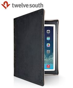 Twelve South Book case Apple iPad Air Classic Black