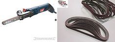 http://ift.tt/1QY1ntQ Powerfeile Elektrobandfeile Bandfeile für 13 x 457 mm Schleifbänder %%zunjaoli#