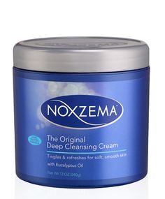 Don't Laugh....Noxzema is the only skin care my mother has used and she's 84 and has beautiful skin.  Love it!