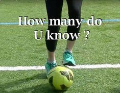 This video contains 15 soccer fast footwork drills, 30 seconds each, performed in real time. Improve your foot skills, ball mastery, and confidence with the . Soccer Footwork Drills, Soccer Drills For Kids, Running Drills, Soccer Practice, Soccer Skills, Soccer Tips, Golf Tips, Football Drills, Soccer Stuff