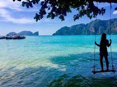 Krabi, Koh Phi Phi Don, Thailand. See this Instagram photo by @katenewey