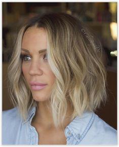 23 photos magnifiques de blond froids ! - Tendance coiffure