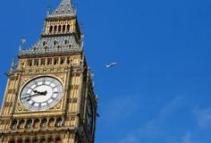 Big Ben and Blue Skies - London Calling travel article, London, England.