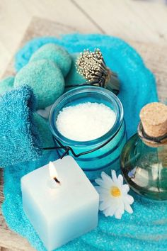 Practicing self-love and self-pampering, while also encouraging your loved ones to do the same would be the ideal way to celebrate a birthday in current times.  You could either get spa products delivered to everyone's homes or make some homemade spa essentials and drop them off. Your virtual guests would love to indulge in some mani/pedis, skin treatments, makeovers, etc. During the party, you can also break out so champagne and chocolates while you gab. See more party ideas and share yours… Tea Lights, Practicing Self Love, Girl Birthday, Birthday Parties, Candles, Spa Party, Skin Treatments, Themed Cakes, Pedi