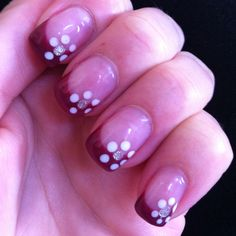 Taryn is awesome!!!! April nails