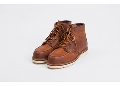 """Red Wing Shoes 1907-6"""" Moc."""