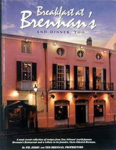Brennan's Restaurant : A New Orleans Tradition Since 1946 : French Quarter Restaurant Mardi Gras, Places Ive Been, Places To Go, Travel Report, New Orleans French Quarter, New Orleans Louisiana, Louisiana Bayou, Louisiana History, New Orleans Travel