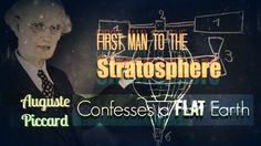 First man to the stratosphere claims a flat earth. Second man to stratosphere proves it once and for all. Nasa's claims Hennessy commercial depicts Firmament.