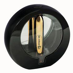 Nieuw bij SensualPlay, Rocks-Off RO-80mm 7-Speed Mini Vibrator Golden Rechargeable