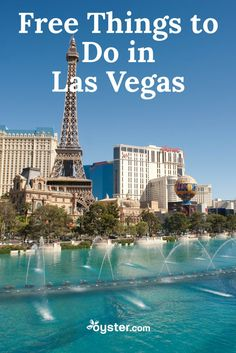When we think about Las Vegas, we think about money -- gambling, luxury hotel rooms, and world-class dining. But as Sin City expands and builds to attract millennials, families, and tourists who aren't in town just for poker tournaments and bottle service, offerings are becoming more diverse and budget-friendly. You don't have to spend a ton of cash to have a great time in Las Vegas and we rounded up 19 fun and free things to do in Las Vegas as proof.