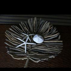 Driftwood decoration