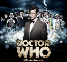 Doctor Who's 50th!