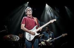 Эрик Клэптон отметит 70-летие двумя концертами на Мэдисон-сквер-гарден