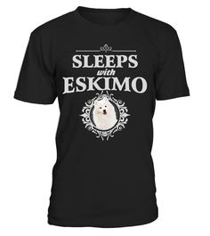 # AMERICAN ESKIMO DOG - LIMITED EDITION .  Only available for a LIMITED TIME, so get yours TODAY! 100% cotton, made right here in the U.S.A. If you buy 2 or more you will save on shipping!