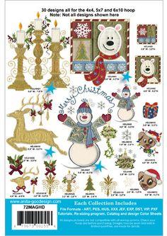 Anita Goodesign | Jolly Holiday 3 - Anita Goodesign