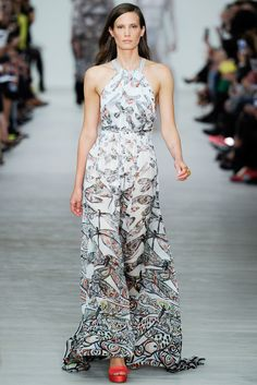 Matthew Williamson - Spring 2014 Ready-to-Wear - Look 32 of 35