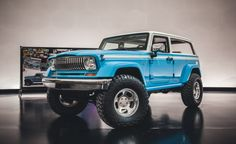 毎年恒例になっているジープファンのイベント「イースター・ジープ・サファリ」にて発表されそのインパクトがある風貌から大きく注目を集めた『Jeep チーフ Concept 2016』が市販車されるかもしれないと、海外メディアが報道をしています。