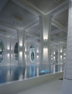 luxury interior decor tamina thermal bath design