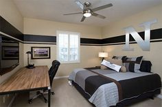 Teen Boys Room Design, Pictures, Remodel, Decor and Ideas - page 4