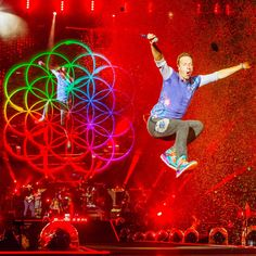 Copenhagen is GO! R42, Coldplay, July 2016