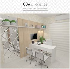 Office Cabin Design, Office Reception Design, Dental Office Design, Modern Office Design, Cabin Interior Design, Clinic Interior Design, Clinic Design, Small Home Offices, Home Office Space