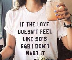 If The Love Tee. Slouchy flowy shirt Old school tee women