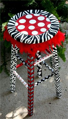 cute stool - now how can make it for me?