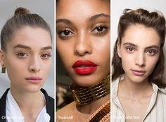 Spring/ Summer 2017 Makeup Trends: Naturally Bushy Eyebrows
