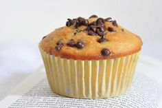 Muffin senza latte e senza burro - Fidelity Cucina Latte, Biscotti, Muffins, Food And Drink, Healthy Recipes, Healthy Food, Breakfast, Sweet, Desserts