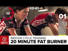 WIN a CycleOps trainer! Click here to enter: http://gcn.eu/1P3fZYx  Burn fat fast with our indoor c