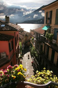 Bellagio, Lake Como, Italia, province of Como, Lombardia Places Around The World, The Places Youll Go, Places To See, Around The Worlds, Dream Vacations, Vacation Spots, Lac Como, Beautiful World, Beautiful Places