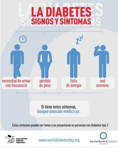 wrechiski signos de diabetes