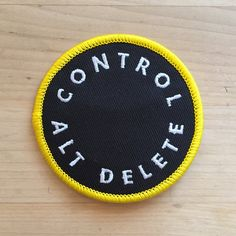 Control Patch || Don't Really Care
