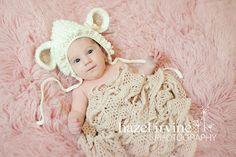 Baby Lamb Hat.