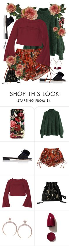 """""""🌹"""" by gabyidc ❤ liked on Polyvore featuring iDeal of Sweden, Miu Miu and NARS Cosmetics"""