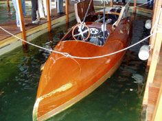 Gold Cup race boat Scotty