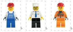 Lego Party Decoration - Free Printables