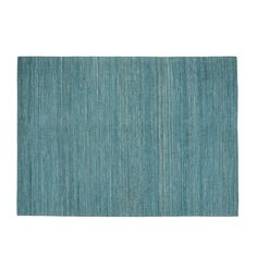 Tapis bleu patchwork saint maclou d co contemporaine - Tapis decoratif pour salon ...