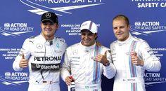 FÓRMULA 1: Williams da el golpe y coloca a Massa y Bottas en primera línea | Deportes | EL PAÍS