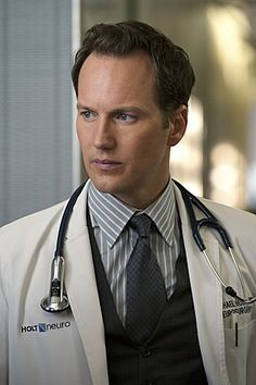 "Patrick Wilson in A Gifted Man from ""In Case of Co-Dependents"""