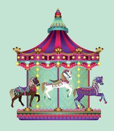 Carousel ~ by Veronica Alvarez