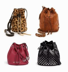 I've been seeing Bucket Bag's everywhere lately! I've had a cute black o. Bucket Bags, Daydream, Autumn Fashion, Fashion Accessories, Fall, Cute, Black, Autumn, Fall Fashion